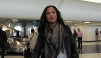 Laila Ali -- My Dad's Just Fine ... 'He's Sick But He's Alive'