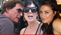 Kris Jenner Sobs Every Night Over Bruce's New Date