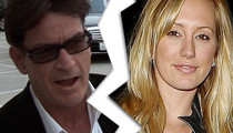 Charlie Sheen -- Crosses Fiancee Off His Bucket List ... Permanently