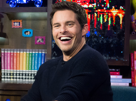 James Marsden Plays Marry, Shag, Kill -- With a Gay Twist!