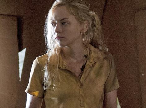 """Walking Dead"" Star Emily Kinney Lands New Modeling Gig -- See Gorgeous Pics!"