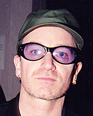 Bono And His Shades