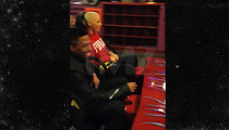 Nick Cannon and Amber Rose -- Alone at Last