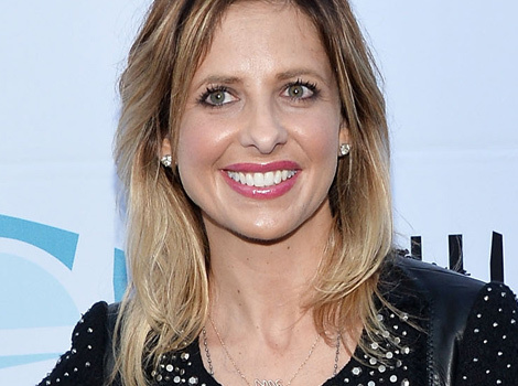 Sarah Michelle Gellar Chops Off Her Hair -- See Short 'Do!