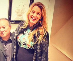 "Blake Lively Reunites With Her ""Sisterhood of the Traveling Pants"" Costars"