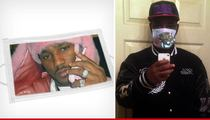 Rapper Cam'ron -- Cashing in on Ebola with Tricked Out Masks