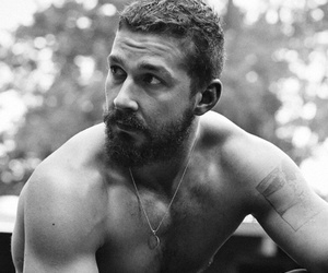 Shia LaBeouf Flaunts Ripped Chest, Talks Painful Relationship With His Father