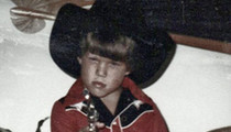Guess Who This Cool Little Cowboy Turned Into!