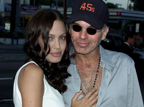 "Billy Bob Thornton on Wearing Angelina Jolie's Blood Vial: ""We Were Vampires"""