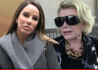 Joan Rivers -- Melissa Rivers Has 'No Choice' But to Sue