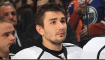 NHL Star Slava Voynov -- I DIDN'T BEAT MY WIFE ... Says Cops Misunderstood