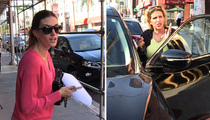 Mark Wahlberg's Wife -- Ripped by 'Cancer' Patient in Parking Spot War (VIDEO)