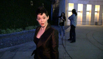Rose McGowan -- BLASTS RAY RICE COSTUME ... 'Those People Are Repulsive'