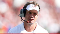 Lane Kiffin's Mom -- 'I'm Praying for a Guardian Angel'
