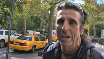 Alice Cooper -- Coolest Guy I Ever Golfed With? ... You'll Never Guess