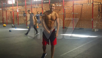 French Montana -- I Slacked Off With Khloe ... But Now I've Got Some Serious Abs