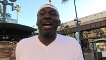Olden Polynice -- MJ Woulda Had 3 More Rings ... Had Bulls Kept Me Over Pippen