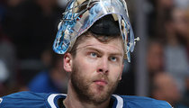 NHL Star Semyon Varlamov Sued -- HE TRIED TO KILL ME ... Ex-GF Claims