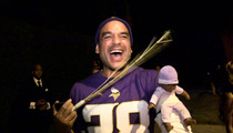 Adrian Peterson Costume Hits Los Angeles ... It Was Only a Matter of Time