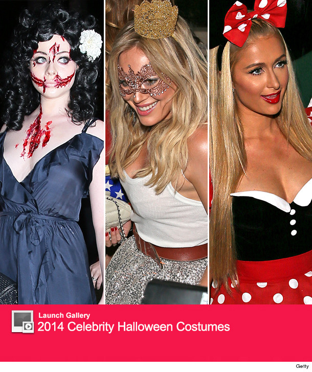 Hilary Duff Spotted with Mike Comrie -- See More Halloween Party ...