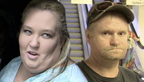 Mama June -- Sugar Bear Always Took Back Seat to Child Molester Mark McDaniel
