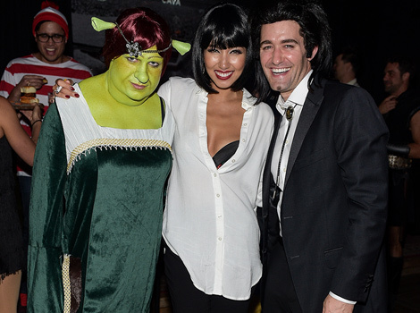 Matthew Morrison Celebrates Birthday with Epic Halloween Party -- See the…