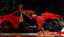 Oscar Taveras -- Cops Don't Believe He Was Drunk ... During Fatal Crash