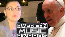 Sinead O'Connor -- AMA Producers DID Want the Pope ... And I Got Proof!