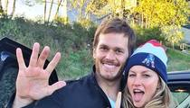 Tom Brady and Gisele -- TROLL CHICAGO BEARS ... After 51-Point Beatdown