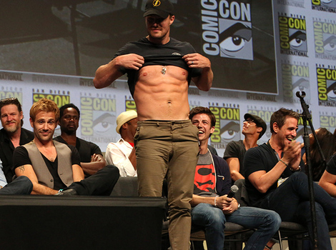 The 10 Biggest Moments of Comic-Con ... and 5 Big Disappointments!