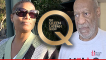Queen Latifah -- CANCELS Bill Cosby Interview ... After Rape Allegations Resurface