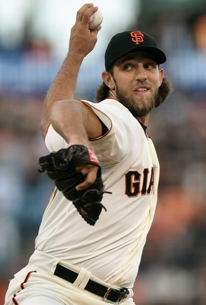 Madison Bumgarner -- The World Series MVP