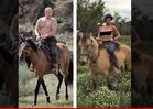 Chelsea Handler -- Vladimir Putin Can Show Off His Cans, But I Can't??? (PHOTO)