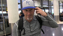 Royals Legend Bret Saberhagen -- STOP BLAMING 3RD BASE COACH ... For World Series Loss