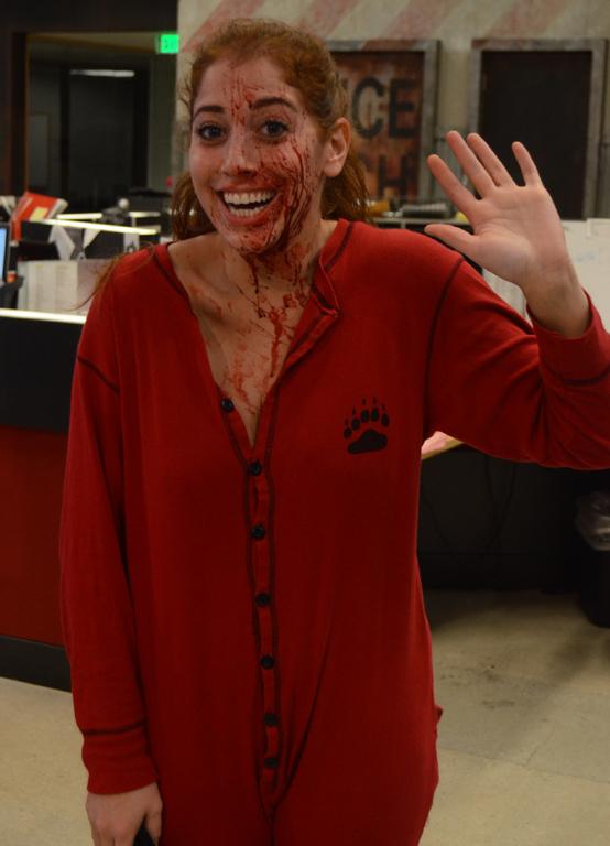 TMZ Staff Halloween Costume -- Trick-or-Treat?! | Photo 19 | TMZ.com