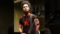 Static X Singer Dead -- Wayne Static Dies at 48
