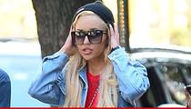 Amanda Bynes -- I Was Joking About Murdering My Dad