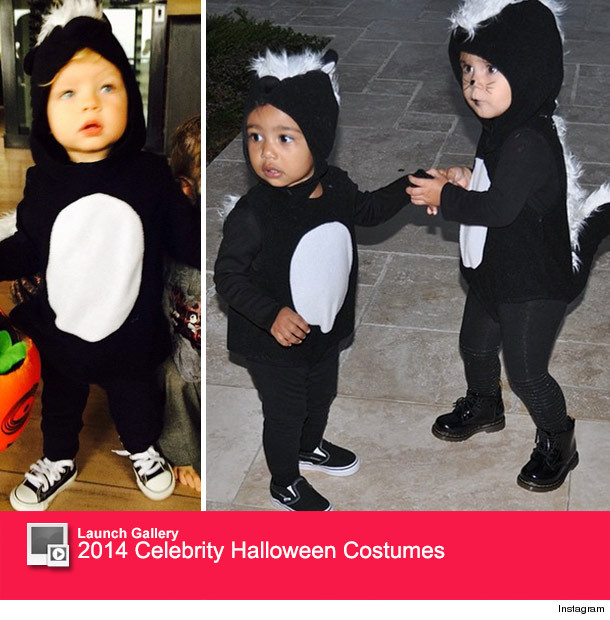 Fergie\'s Son Axl Wears Same Halloween Costume as North West and ...