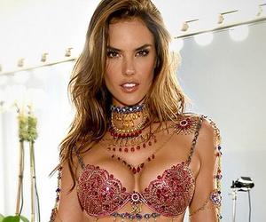 Alessandra Ambrosio & Adriana Lima Model $2 Million Fantasy Bras