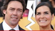 Ex-NFL Star Jason Sehorn -- Separates From Angie Harmon
