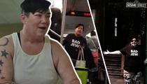 'Orange Is the New Black' -- Actress vs. Preacher in Crazy Train Showdown