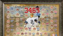 Derek Jeter -- Game-Used Dirt For Sale