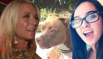 Kim Richards BLAMES THE VICTIM