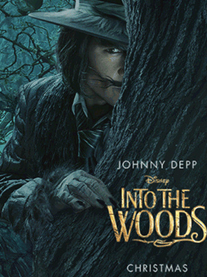 "New ""Into the Woods"" Trailer Spotlights Singing -- See Johnny Depp, Meryl Streep & More"