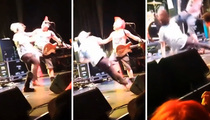 NOFX -- Punk Fans Step Up to Get Beat Down (VIDEO)