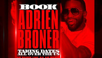 Boxer Adrian Broner -- Professional Party Animal ... $10k-a-Pop