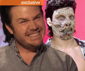 """The Walking Dead"" Star Josh McDermitt Takes the Mullet Challenge"
