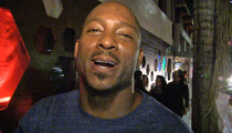 Ex-NFL Star Willis McGahee -- HUUUGE CRUSH ... On WNBA Star