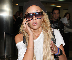 Amanda Bynes Dyes Her Hair Purple -- See Her New 'Do!