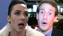 Johnny Weir -- I Got the Dog and Faberge Egg ... My Ex Gets Squat